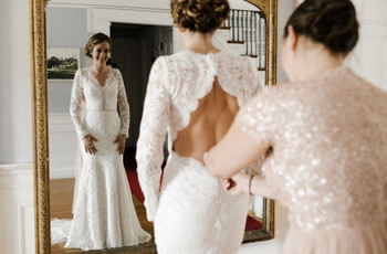 12 Tips for Wedding Dress Alterations You Should Know About