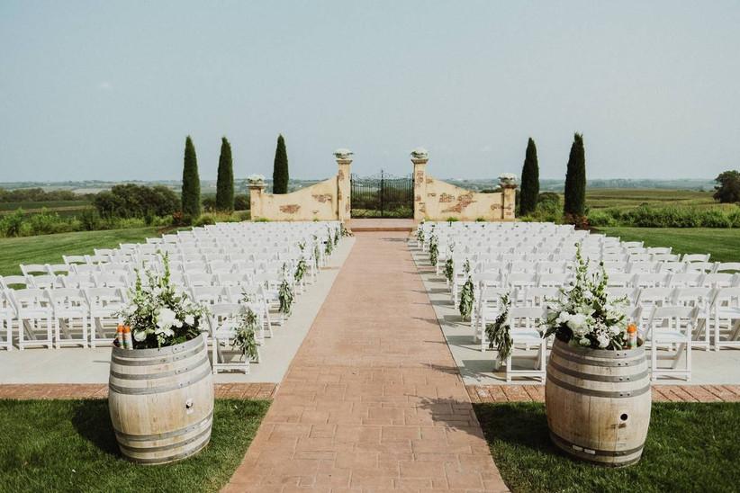 bella terre ne wedding venue