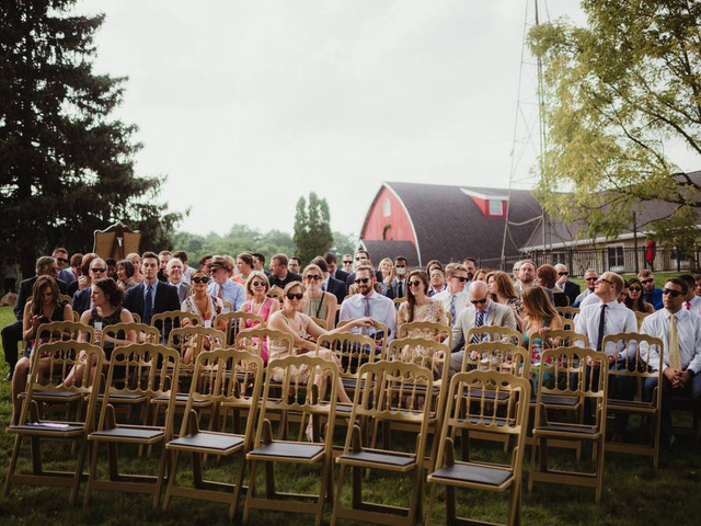 The Top 35 Wedding Questions Your Guests Will Definitely Ask You