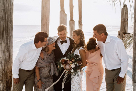 A Wedding Family Portrait Checklist For Your Photographer