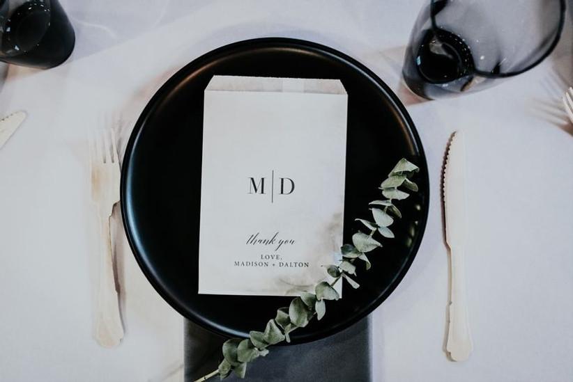 wedding stationery list thank you cards