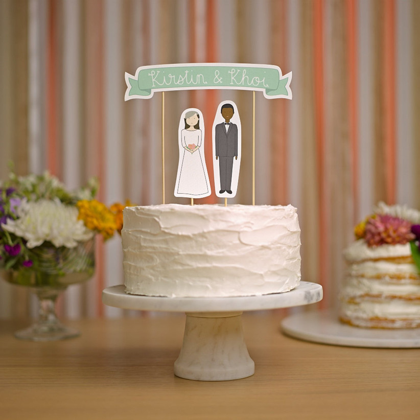 ready go cake topper