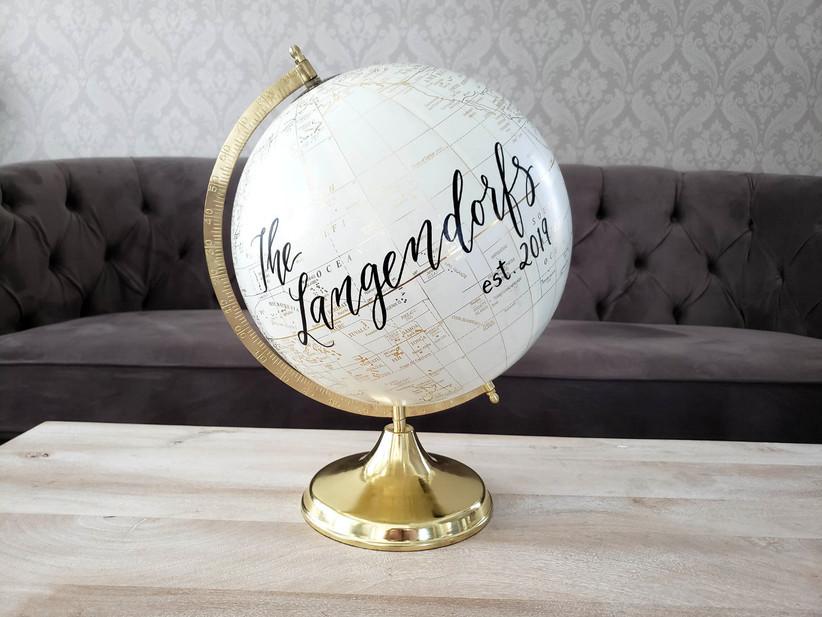 20 Unique Wedding Guest Book Ideas Everyone Will Sign Weddingwire