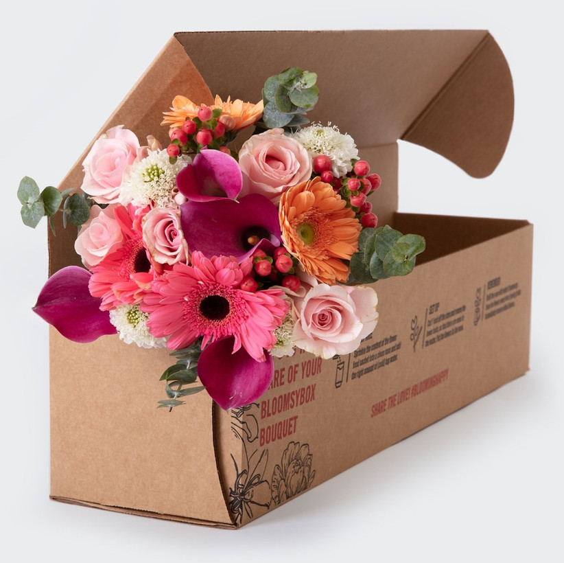 Bloomsybox flower bouquet delivery