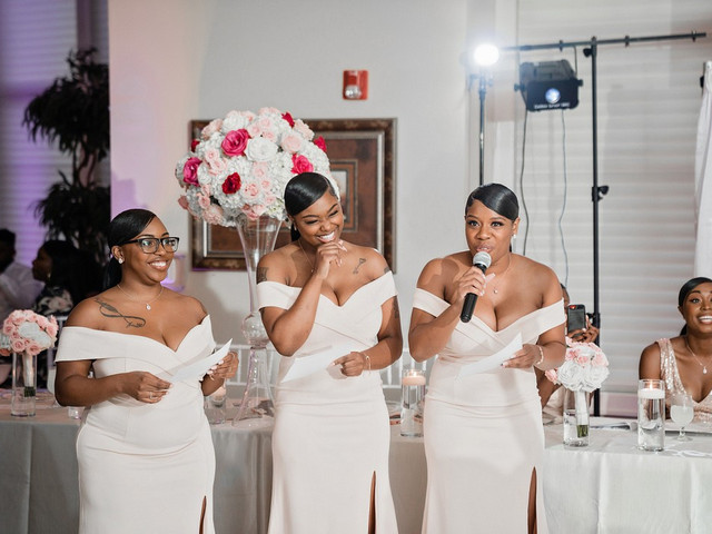How to Write a Maid of Honor Speech