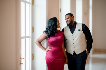 """This """"Black Love Matters"""" Proposal Is Serving Major Inspo, Here's How to Recreate Your Own"""