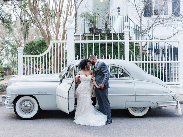 6 Trendsetting Black-Owned Wedding Businesses in Charleston