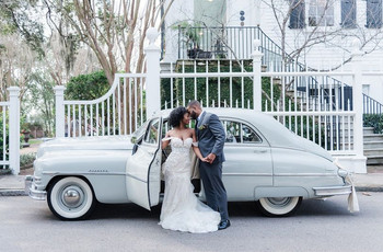 6 Trendsetting Black-Owned Wedding Businesses in Charleston