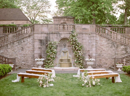26 Garden-Themed Wedding Ideas That Are Right Out of a Fairytale