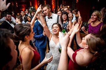 The 2020 Wedding Songs to Get Your Guests on the Dance Floor