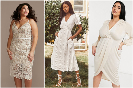 36 Engagement Party Dresses for Every Venue Type