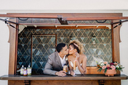 Raise a Glass to 7 Wedding Cocktail Trends for 2022