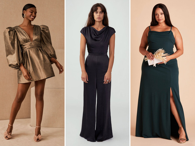 30 Wedding Guest Dresses That Are Perfect for Winter 2021