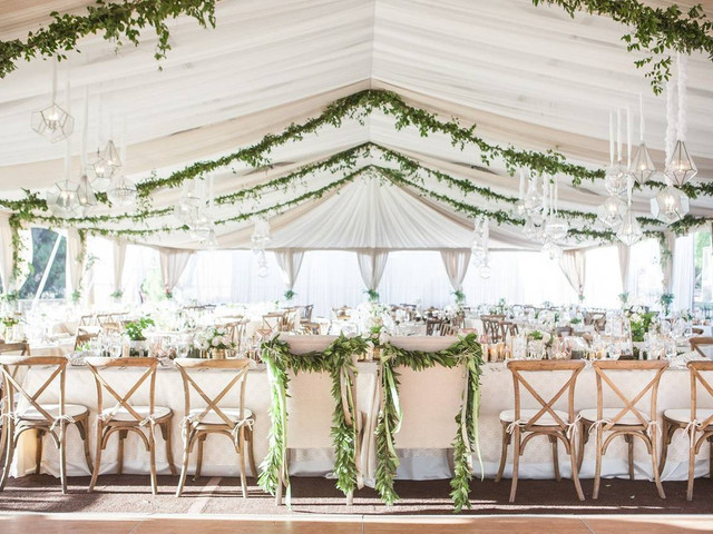 40 Greenery Wedding Ideas Without a Flower In Sight