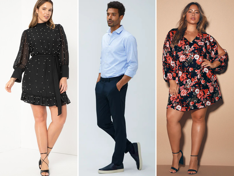 Rehearsal dinner outfits for guests