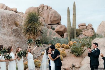 The 8 Best U.S. Destinations for Desert Weddings