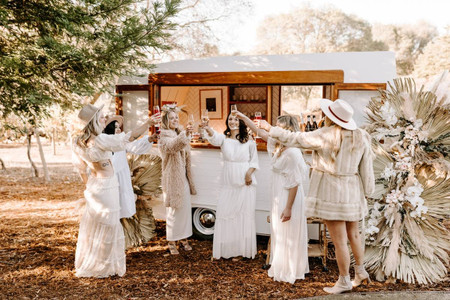 Who Throws the Bridal Shower? Here Are All of the Options.