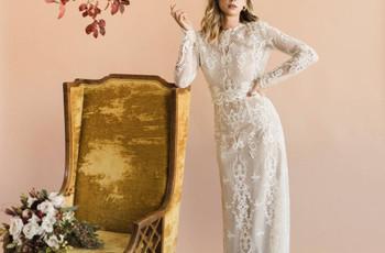 The 8 Most Popular Wedding Dress Fabrics and Materials