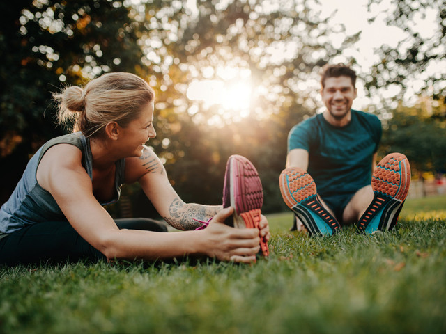 Here's Why You Should Start Working Out With Your Partner