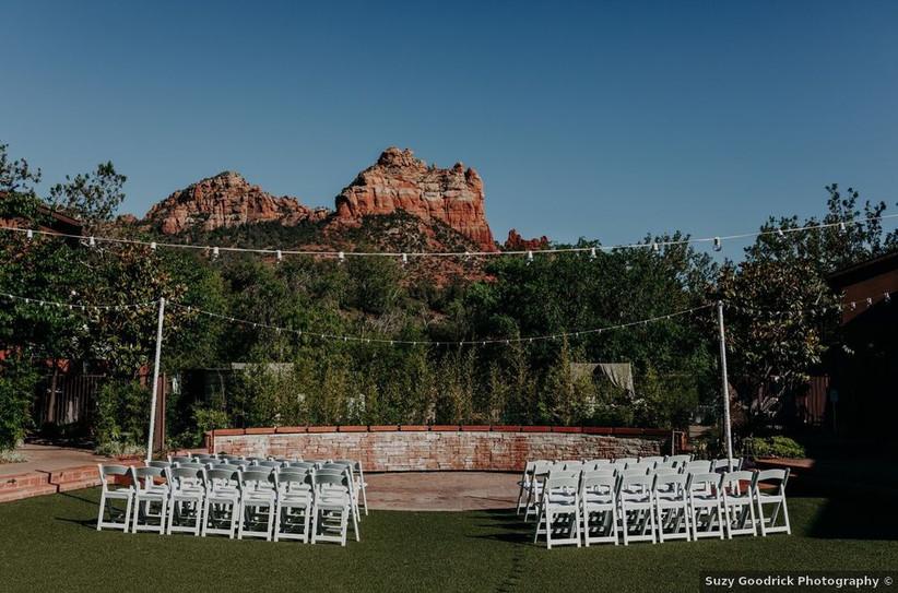 amara resort wedding ceremony