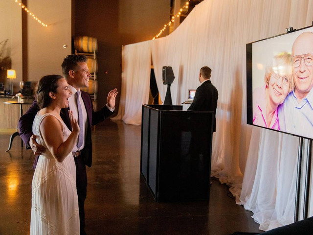 How to Be the Very Best Virtual Wedding Guest