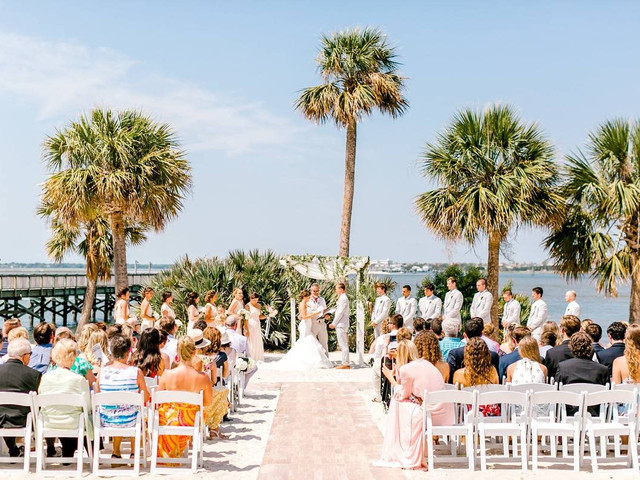 8 Scenic Waterfront Wedding Venues in Charleston, SC