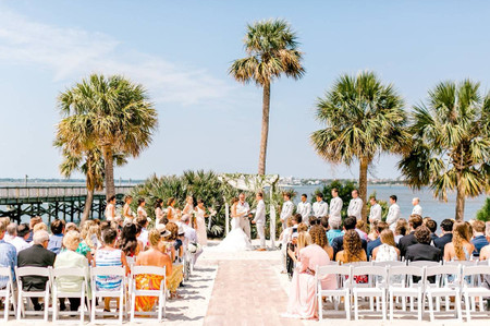 8 Scenic Waterfront Wedding Venues in Charleston, SC