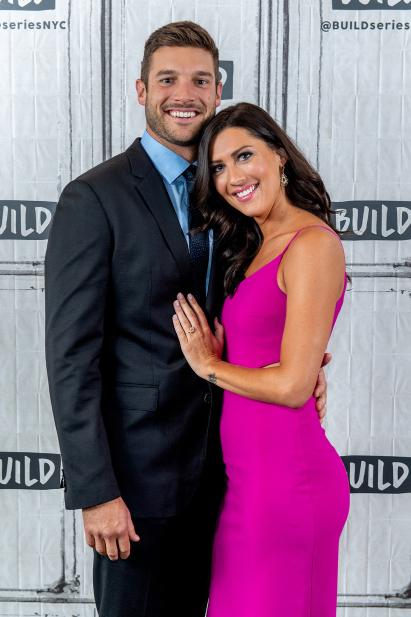 Becca Kufrin's engagement ring