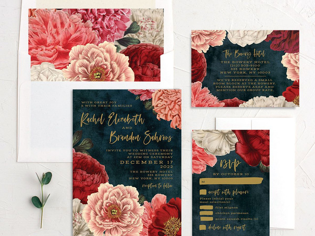 Here's Exactly When to Mail Your Wedding Invitations