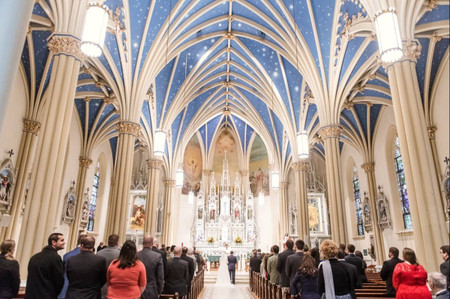 A Catholic Wedding Ceremony: What to Expect During Mass