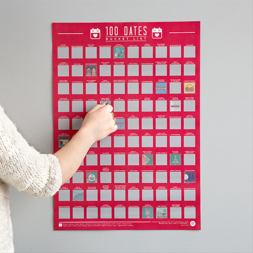 date poster