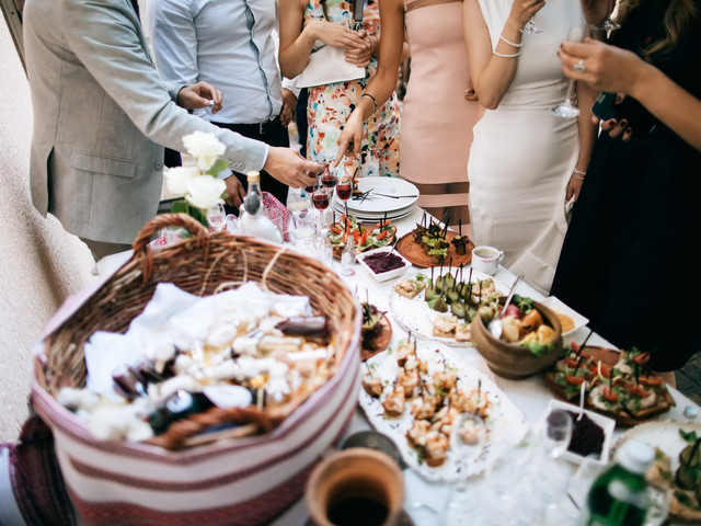 The Craziest Requests Wedding Caterers Have Ever Received