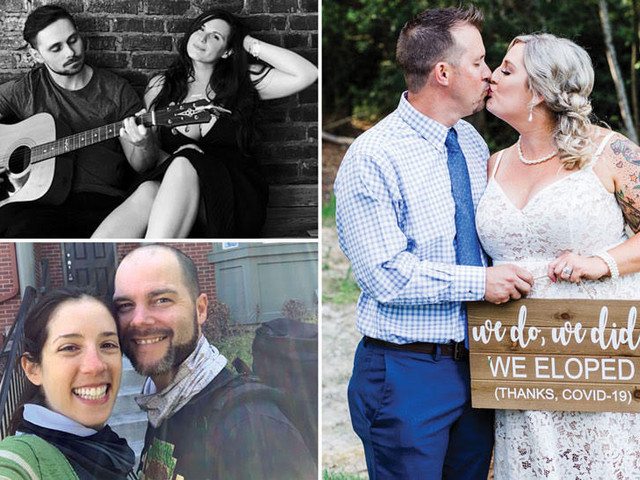 6 Couples on How Postponing Their Weddings Brought Them Closer Together
