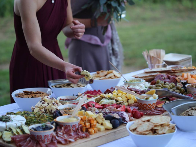 7 Bridal Shower Food Ideas Everyone (and We Mean Everyone) Will Love