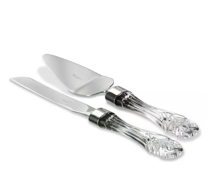 waterford cake server