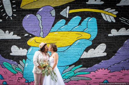 The Same-Sex Wedding Guide All LGBTQ Couples Need
