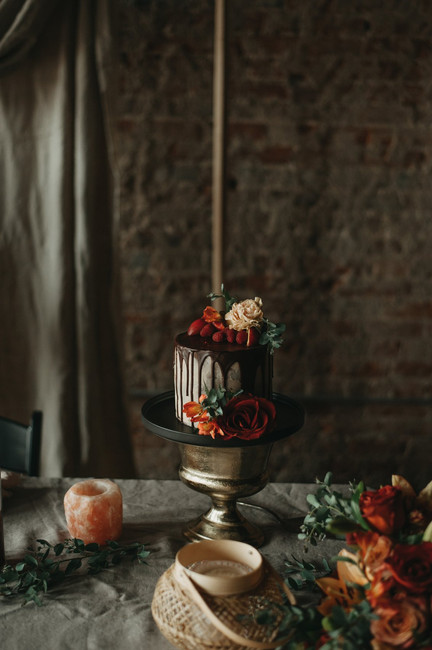 23 Fall Wedding Cakes That Are Perfect for an Autumnal Celebration