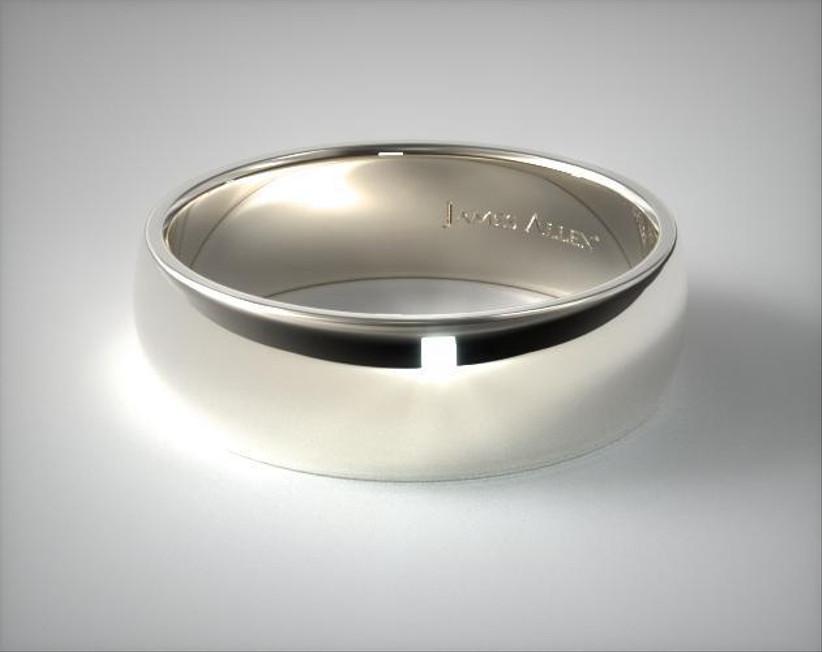 james allen wedding ring
