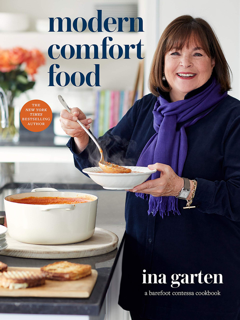 ina garten cookbook