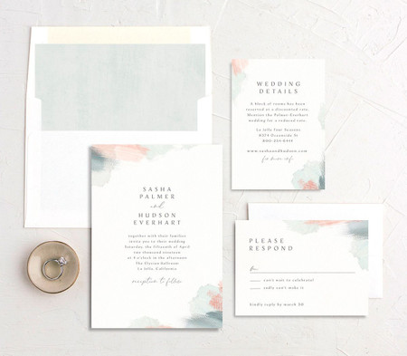 The Nicest Affordable Wedding Invitations on the Market