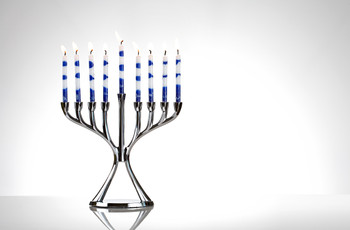 22 Unique Menorahs That Make Amazing Wedding Gifts