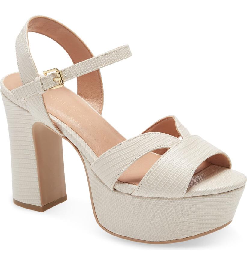 Wedding Guest Shoes retro heels