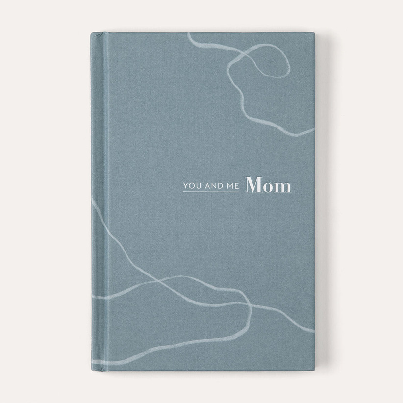 You and Me, Mom journal gift