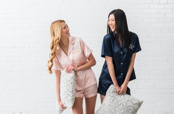 26 Bridesmaid Pajama Sets for the Cutest Getting-Ready Pics