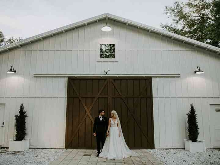 9 Rustic Barn Wedding Venues In Jacksonville Florida Weddingwire
