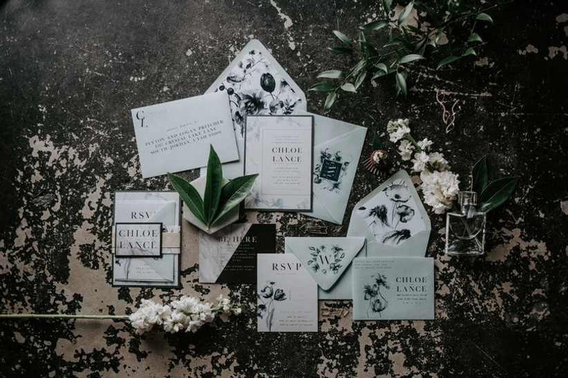 2021 wedding invitation trends inclusive etiquette