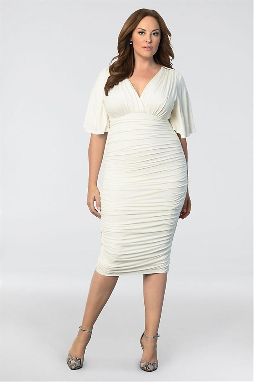 plus size courthouse wedding dress off 20   medpharmres.com
