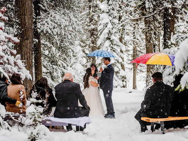 The Fashion Advice You Need If You're Attending a Winter Wedding