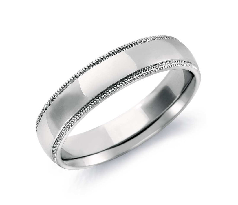 23 Simple Wedding Rings That Are Totally Stunning Weddingwire