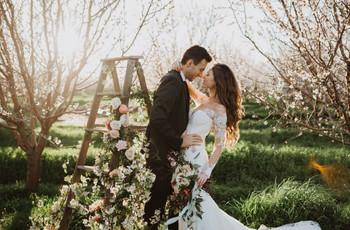 24 Cherry Blossom Wedding Ideas for Your Springtime Celebration